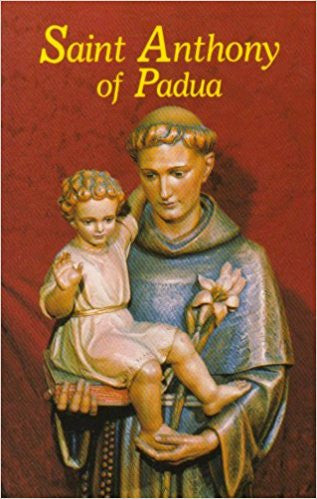Saint Anthony of Padua from Catholic Book Publishing