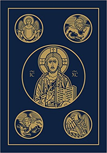 Ignatius Bible (RSV), 2nd Edition Large Print - Leather