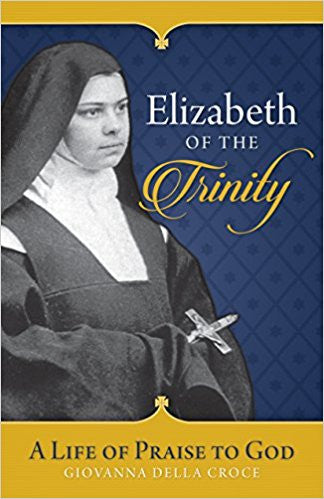 Elizabeth of the Trinity by SR. Giovanna Della Croce O.C.D.