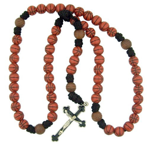 10MM Basketball Rosary