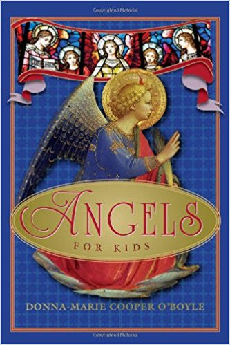 Angels for Kids by Donna-Marie Cooper O'Boyle