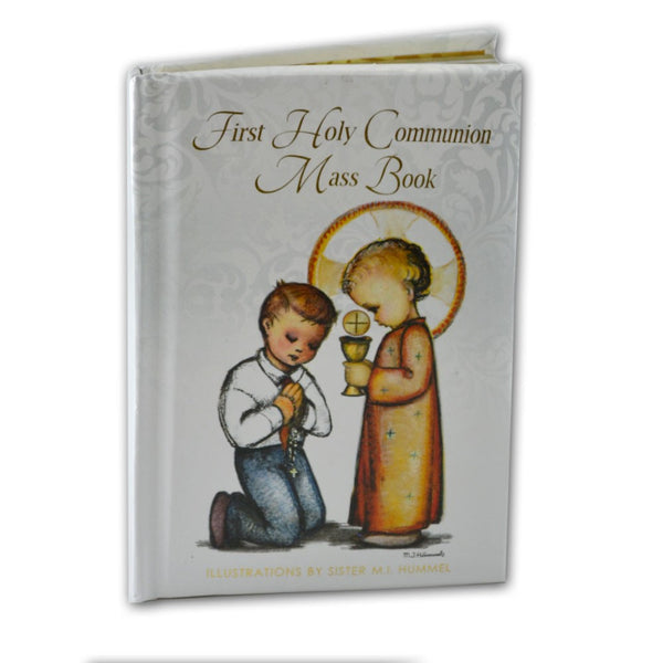 My First Communion Hummel Mass Book Boy