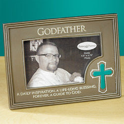 Godfather Photo Frame from Abbey Press
