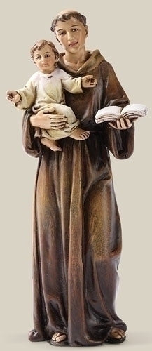 "St. Anthony Figure 6""Scale Renaissance Collection by Joseph's Studio for Roman Inc."