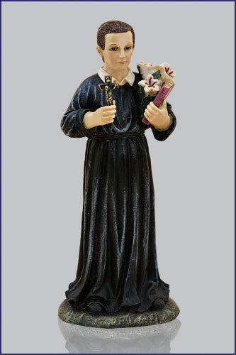 "5.5""H St Gerard Statue from Florentine Classics a Malco Collection"