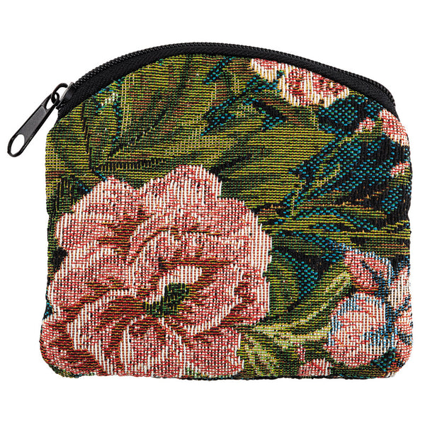 Rosary Case-Tapestry Zippered