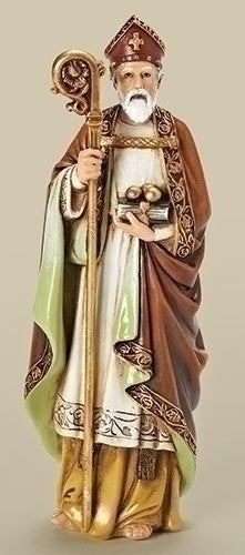 "St. Nicholas Figure 6""Scale Renaissance Collection from Joseph's Studio from Roman Inc."