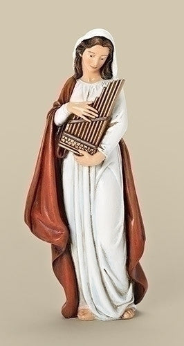 "St. Cecila Figure 6""Scale Renaissance Collection by Joseph's Studio for Roman Inc."