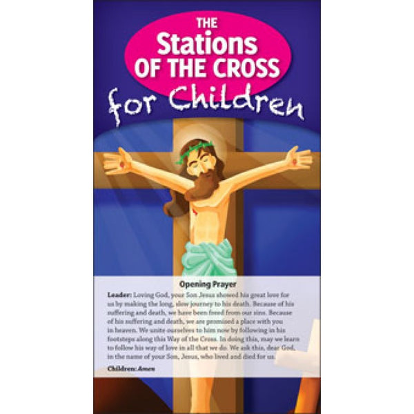 The Stations of the Cross for Children