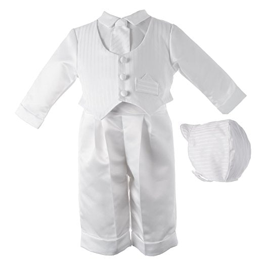 18 Month Boy Baptism Long Set #1455