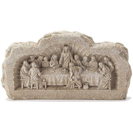 "5"" Resin Last Supper Figurine by Dickson's Gifts"