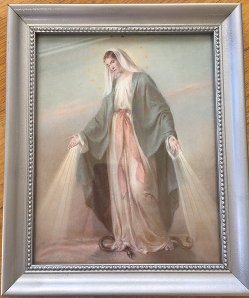 Our Lady of Grace Framed Print