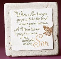 Son-Tile Tabletop Plaque from Dickson's Gifts