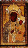Prayer to Our Lady of Czestochowa Laminate Holy Card