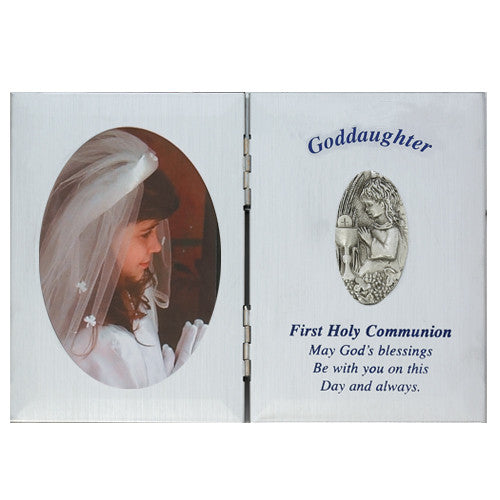 First Communion Goddaughter Frame from McVan Inc.