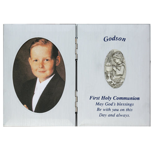 First Communion Godson Frame from McVan Inc.