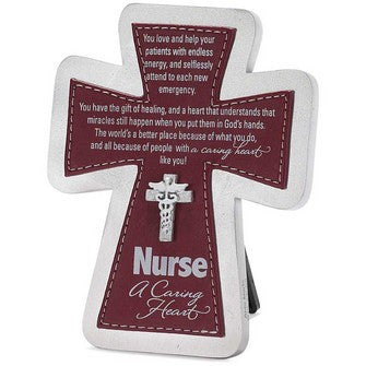 Nurse Tabletop Cross from Dickson's Gifts