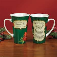 I Said a Christmas Prayer for You-Latte Mug