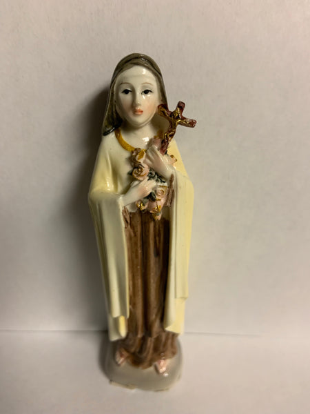 St Therese Statue 5""