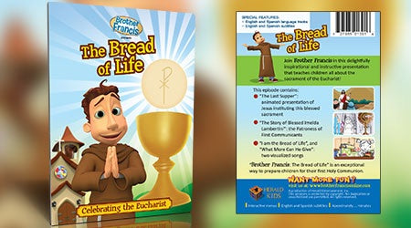 Brother Francis:The Bread of Life DVD