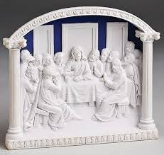 Last Supper Plaque by Roman Inc.