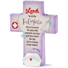 Nurse Theme Tabletop Cross from Dickson's Gifts