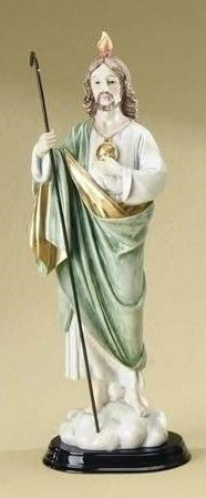 "8""H St. Jude Statue from Roman Inc."