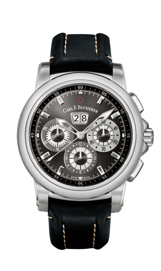 Carl F. Bucherer Patravi Chronodate Watch