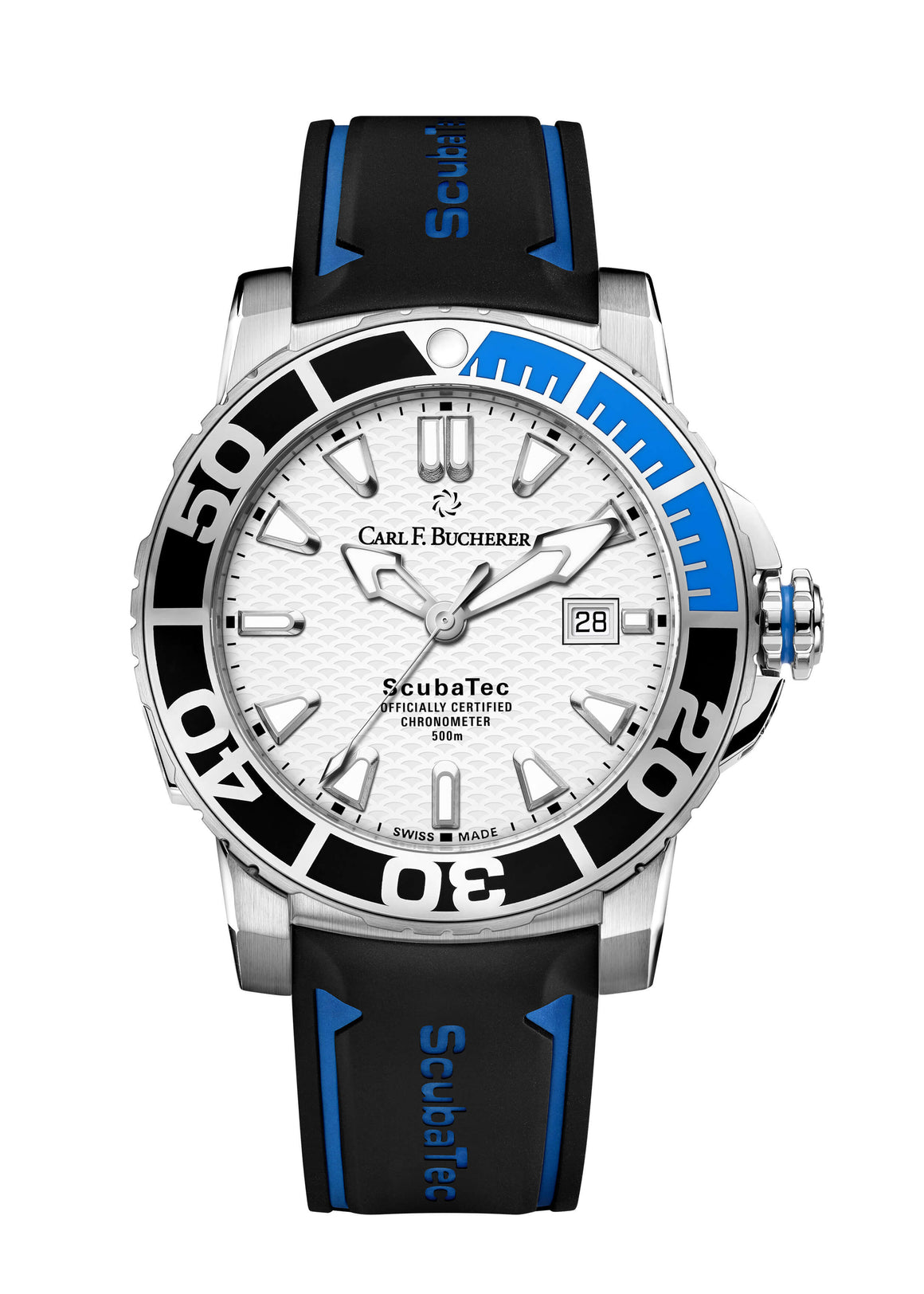 Carl F. Bucherer Patravi Scubatec Watch