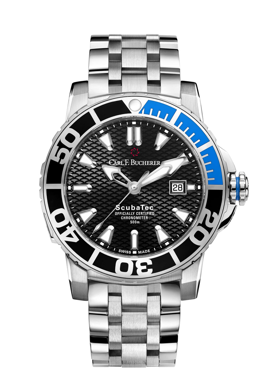 Carl F. Bucherer Petravi Scubatec Watch