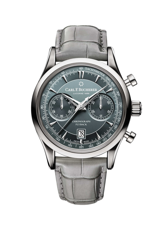 Carl F. Bucherer Manero Flyback Watch