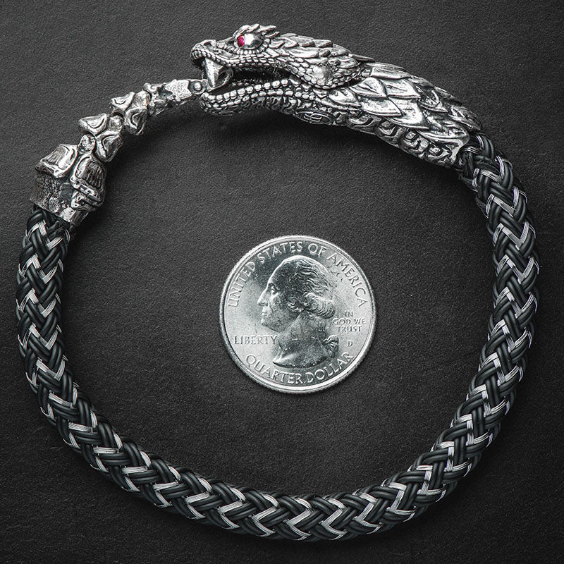 "William Henry ""Full Circle"" Bracelet"