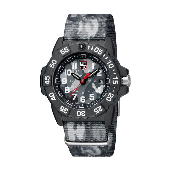LUMINOX NAVY SEAL CAMO 3507 WATCH