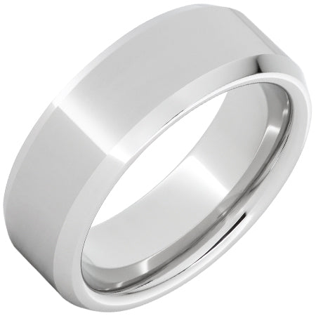 Serenium Bevel Edged Polished Band