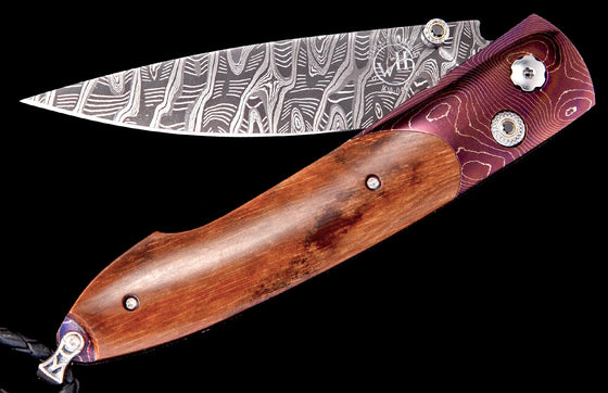 "William Henry ""Orchid"" Pocket Knife"