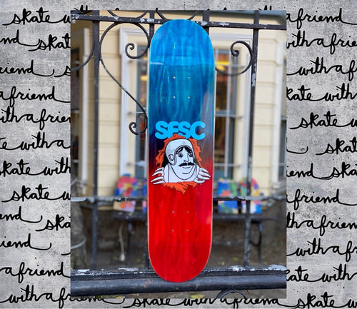 "SFSC ""Ripper"" mini deck"