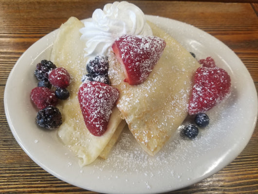 House Made Crepes