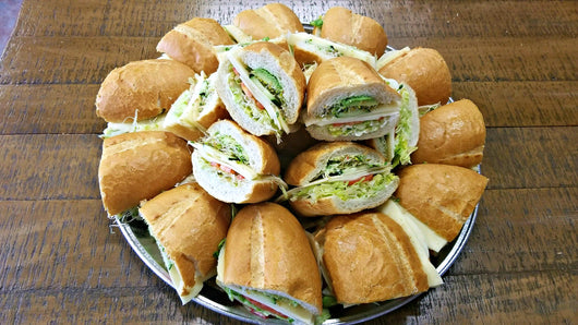 Assorted Deli Sandwich Platter