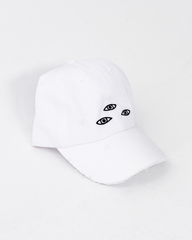 "The Distressed ""Woke"" Cap"