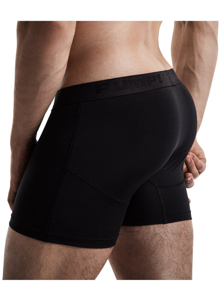 Cooldown Boxer Black