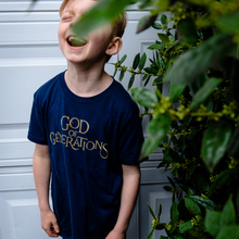"""God of Generations"" - Youth Short Sleeve T-Shirt"