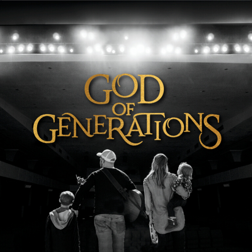 God of Generations Album - Physical CD!