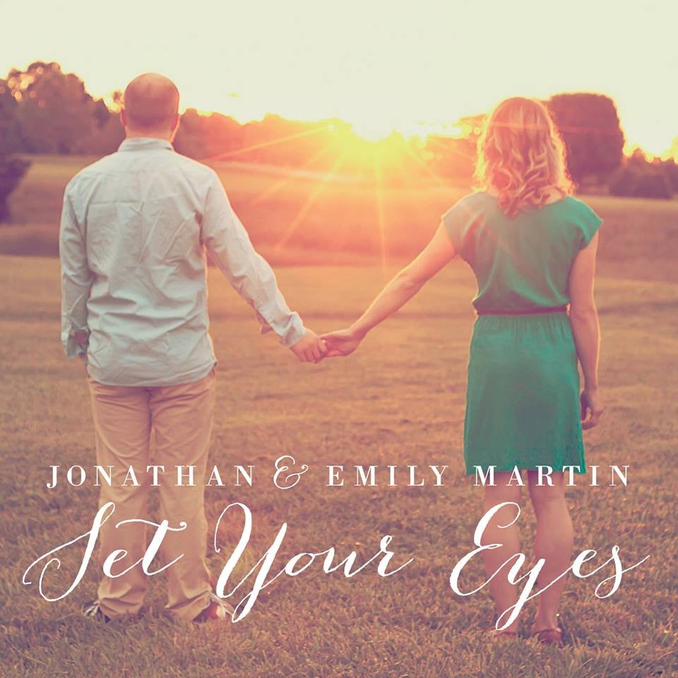 Set Your Eyes CD
