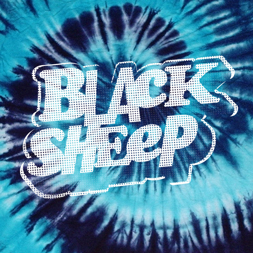 black sheep tie dye collection