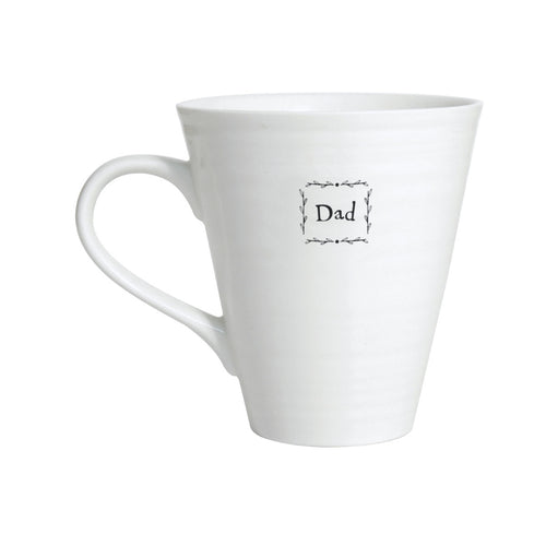 East of India 'Dad' Porcelain Mug