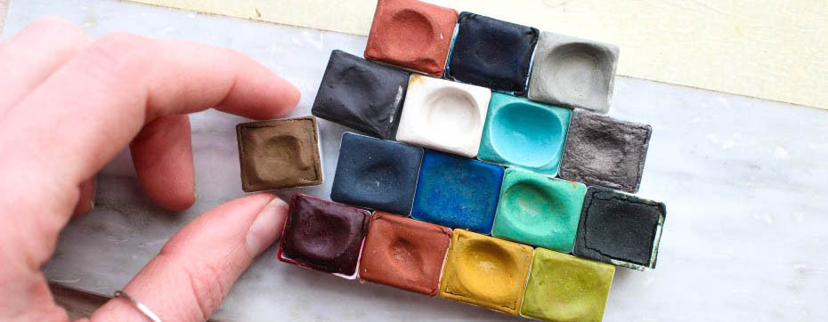 Watercolor Characteristics: Getting Acquainted With The Colors In Your Palette