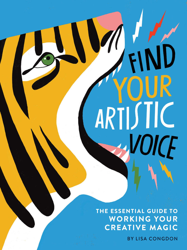 September 2019: Find Your Artistic Voice By Lisa Congdon