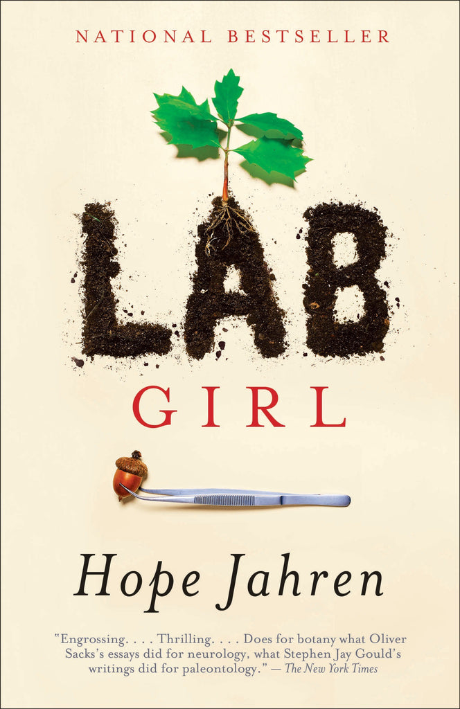 February 2018:  Lab Girl by Hope Jahren