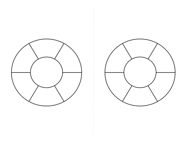 image relating to Printable Color Wheel Worksheet identified as Building A Coloration Wheel With Colours Towards Your Palette