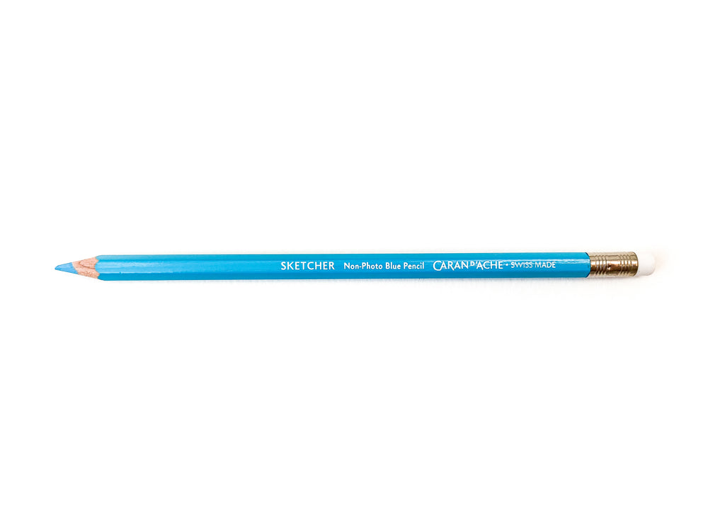 Non-Photo Blue Pencil